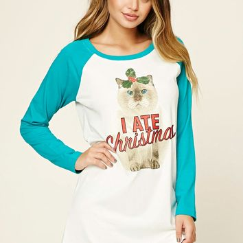 I Ate Christmas Nightdress