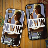 5sos Irwin V0280 LG G2 G3, Nexus 4 5, Xperia Z2, iPhone 4S 5S 5C 6 6 Plus, iPod 4 5 Case