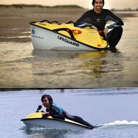 ASAP Is A Solar Powered Affordable Lifeguard Rescue Craft