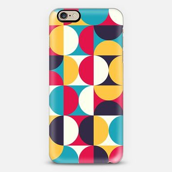 Orbit - Mad Men Style iPhone 6 case by Allison Reich | Casetify