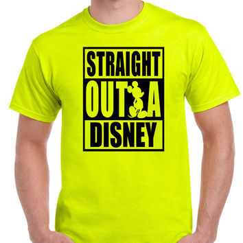 Disney Straight Outta Disney Shirt or Hoodie Vacation
