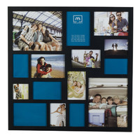 Melannco 15 Opening Collage Picture Frame