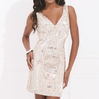 Tony Bowls Shorts TS11462 Dress