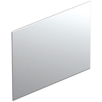 Sonia BASIC Wall Mounted Rectangular Frameless Mirror for Bath Vanity Bedroom