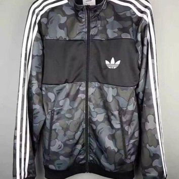 ONETOW BAPE x ADIDAS Men Jacket