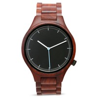 Wooden Watch | The Minimalist Sandalwood