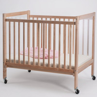 Whitney Brothers WB9503 - Infant Clear View Crib