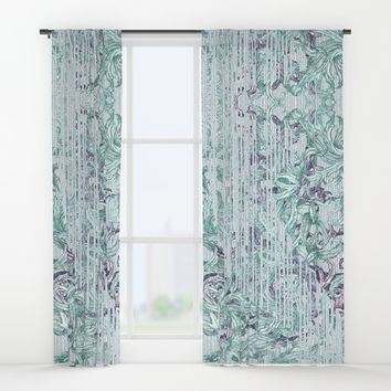 Entanglement Window Curtains by anipani