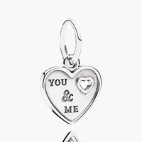 Women's PANDORA 'Together Forever' Charm