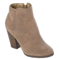 Trott Booties- Taupe