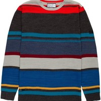 Billabong Men's Atmospheric Sweater Black Heather