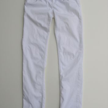 Guess Starlet Soft Stretch Cotton Slim Skinny Jeans 27/28