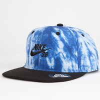 Nike Sb Seasonal Boys Snapback Hat Blue Combo One Size For Women 25283424901