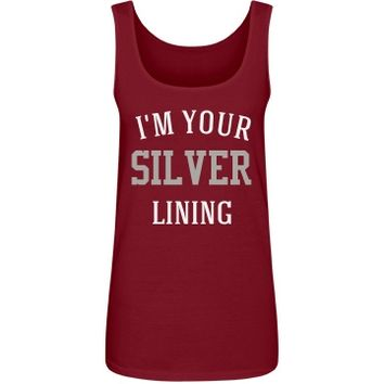 I'm your silver linging: Creations Clothing Art