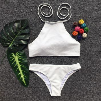 Sexy Swimsuit New Arrival Summer Hot Beach Swimwear Bikini [1901718012001]
