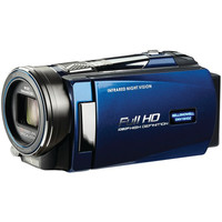 BELL+HOWELL 16.0 Megapixel 1080p Rogue DNV16HDZ Night-Vision Digital Video Camera (Blue) DNV16HDZBL DNV16HDZ-BL