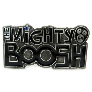 The Mighty Boosh  TV Show Music Belt Buckle