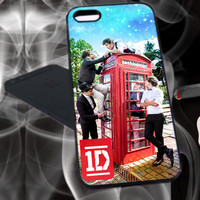 One Direction Take Me Home Nebula Album Cover - iPhone 4/4s/5 Case - Samsung Galaxy S2/S3/S4 Case - Black or White
