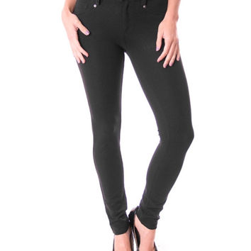 The Softest Skinny Jeans - Black