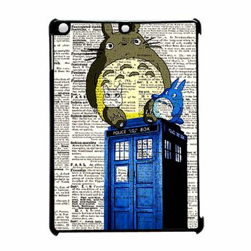 Tradis Doctor Who Totoro iPad Air Case