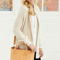 Artemis Two-Way Tote Bag- Light Brown One