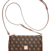 Dooney & Bourke Gretta Signature Lexi Crossbody | macys.com
