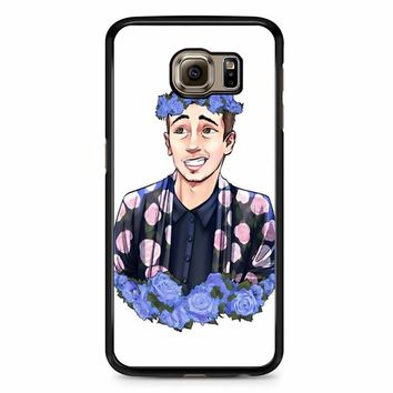 Twenty One Pilots Tyler Joseph Fan Art Samsung Galaxy S6 Case