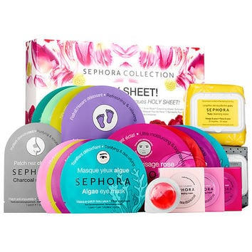 Sephora: SEPHORA COLLECTION : HOLY SHEET! Set : skin-care-sets-travel-value