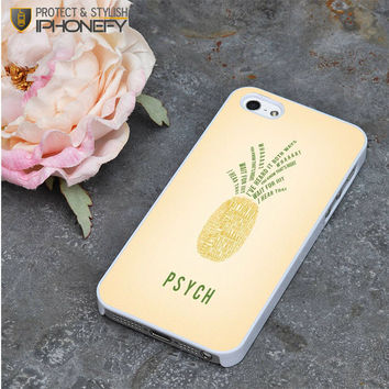 Psych Pineapple iPhone 5|5S Case|iPhonefy