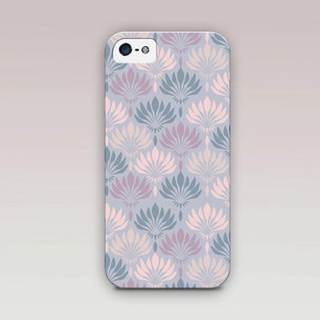Art Deco Floral Phone Case For - iPhone 6 Case - iPhone 5 Case - iPhone 4 Case - Samsung S4 Case - iPhone 5C