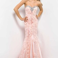 Blush 9582 at Prom Dress Shop
