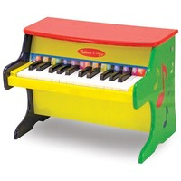 Melissa & Doug Toys - Learn-to-Play Piano