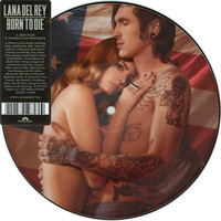 "Lana Del Rey - Born to Die 7"" Picture Record"