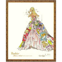 Limited Edition Generation of Dreams Barbie Print