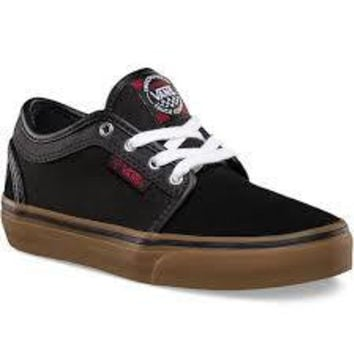 Vans Y Chukka Low(Independent)Black