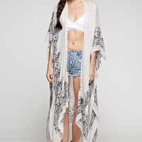 Beachy Babe Cover-Up