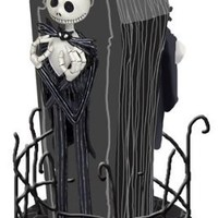 Nightmare Before Christmas FENCED JACK Votive Candle Holder