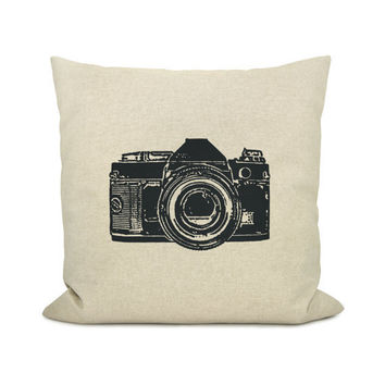 Personalized pillow case Your urban print by ClassicByNature
