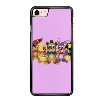 Five Nights Of Kawaii Chibi iPhone 7 Case