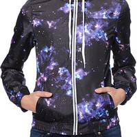 Zine Girls Multi Celestial Windbreaker Jacket at Zumiez : PDP