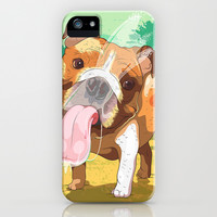 Doggy iPhone & iPod Case by ArDem