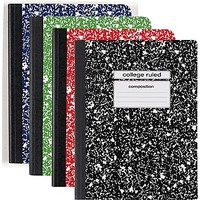 Staples® Composition Notebook, Marble, College Ruled | Staples®