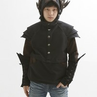 Supermarket: Pegasus Knight Medieval Armor Hoodie(Made To Order) from Let us become a knight !