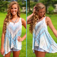 Desert Sky Tribal Top