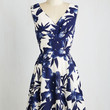 Mid-length Sleeveless Fit & Flare Banquet Speech Sophistication Dress by ModCloth
