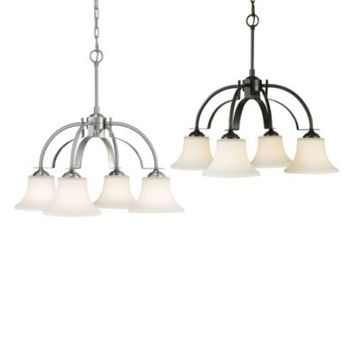 Feiss® Barrington 4-Light Kitchen Chandelier