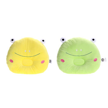 Baby Pillow Infant Prevent Flat Head Pillows Frog Figure Soft Children Newborn Bed Sleeping Positioner #LD789