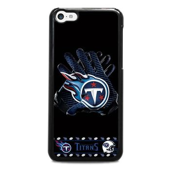 tennessee titans football iphone 5c case cover  number 1