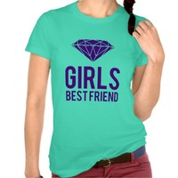 Diamonds are girls best friend