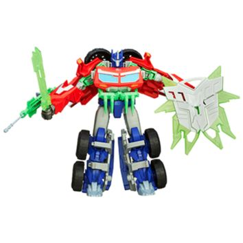 Transformers Prime Beast Hunter Voyager Optimus Prime Weapons of the Primes